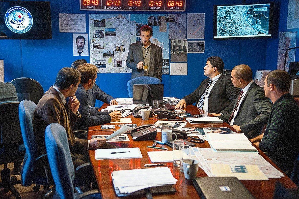 Le bureau des légendes serie de tv filmaffinity