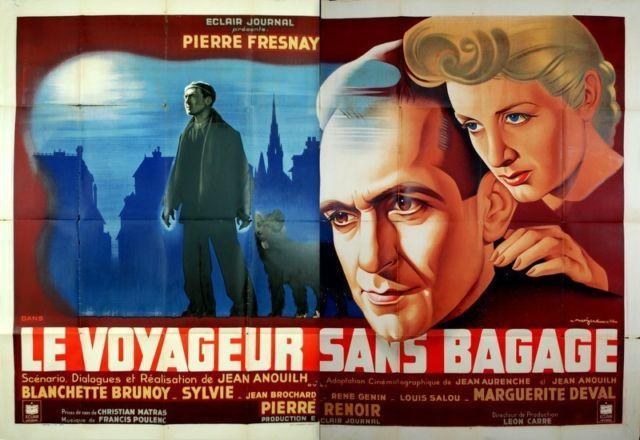 Le Voyageur Sans Bagages 1944 Filmaffinity