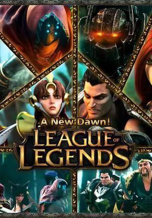League Of Legends A New Dawn S 2014 Filmaffinity