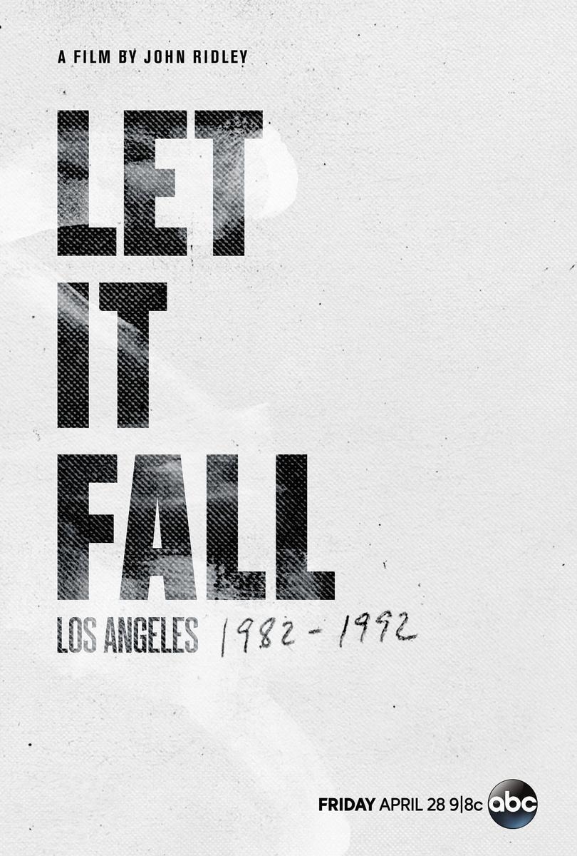 Let it Fall movie poster