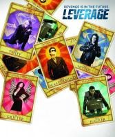 Leverage (TV Series) - Posters