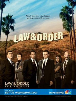 Ley y Orden: Los Ángeles (Serie de TV)