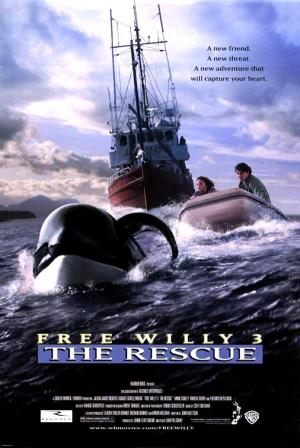 Liberad a Willy 3. El rescate