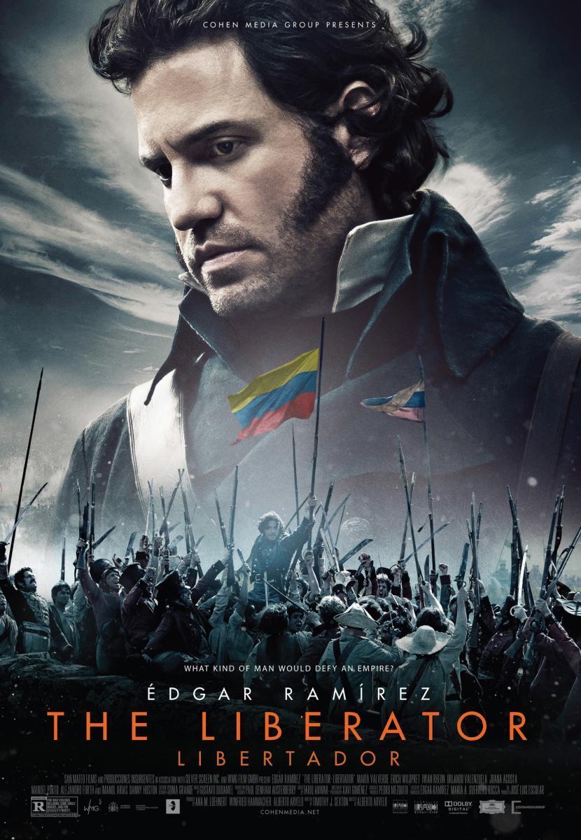 [好雷] 解放者 Libertador (2013 委內瑞拉片)