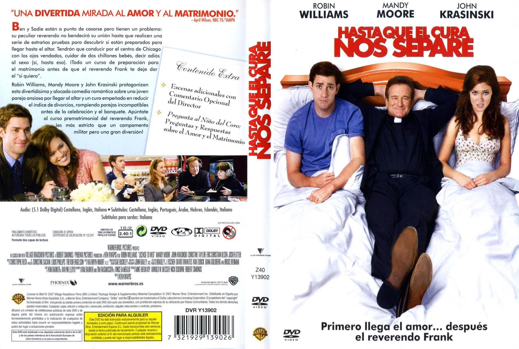 Image Gallery For License To Wed Filmaffinity