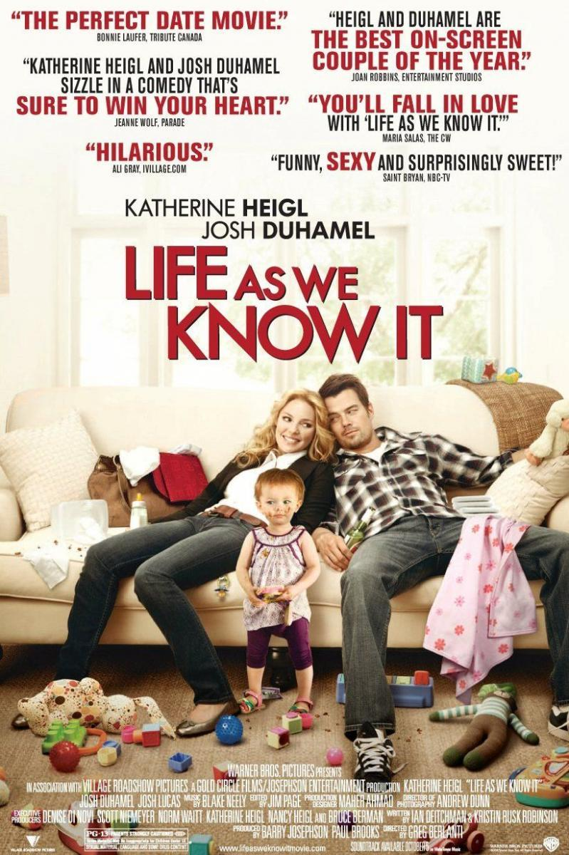 Image Gallery For Life As We Know It Filmaffinity