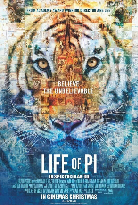 Life Of Pi 2012 Filmaffinity
