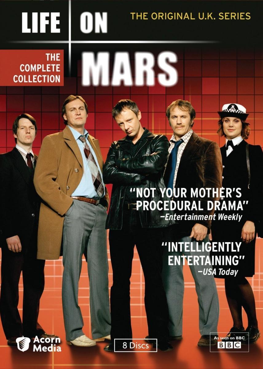 Mars Serie