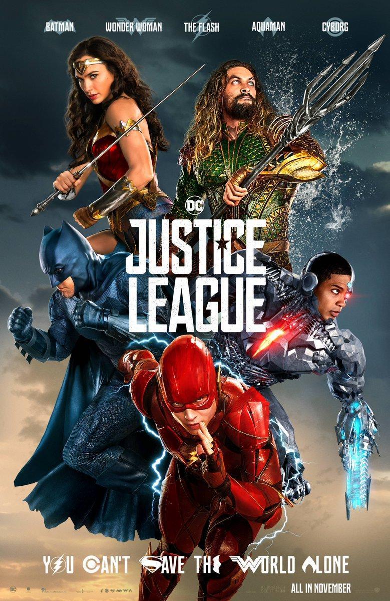 Liga de la Justicia (2017) Online Audio Espa�ol Latino
