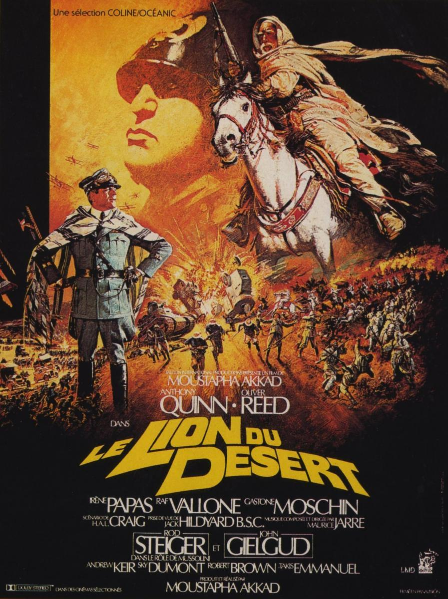 Image gallery for Lion of the Desert - FilmAffinity