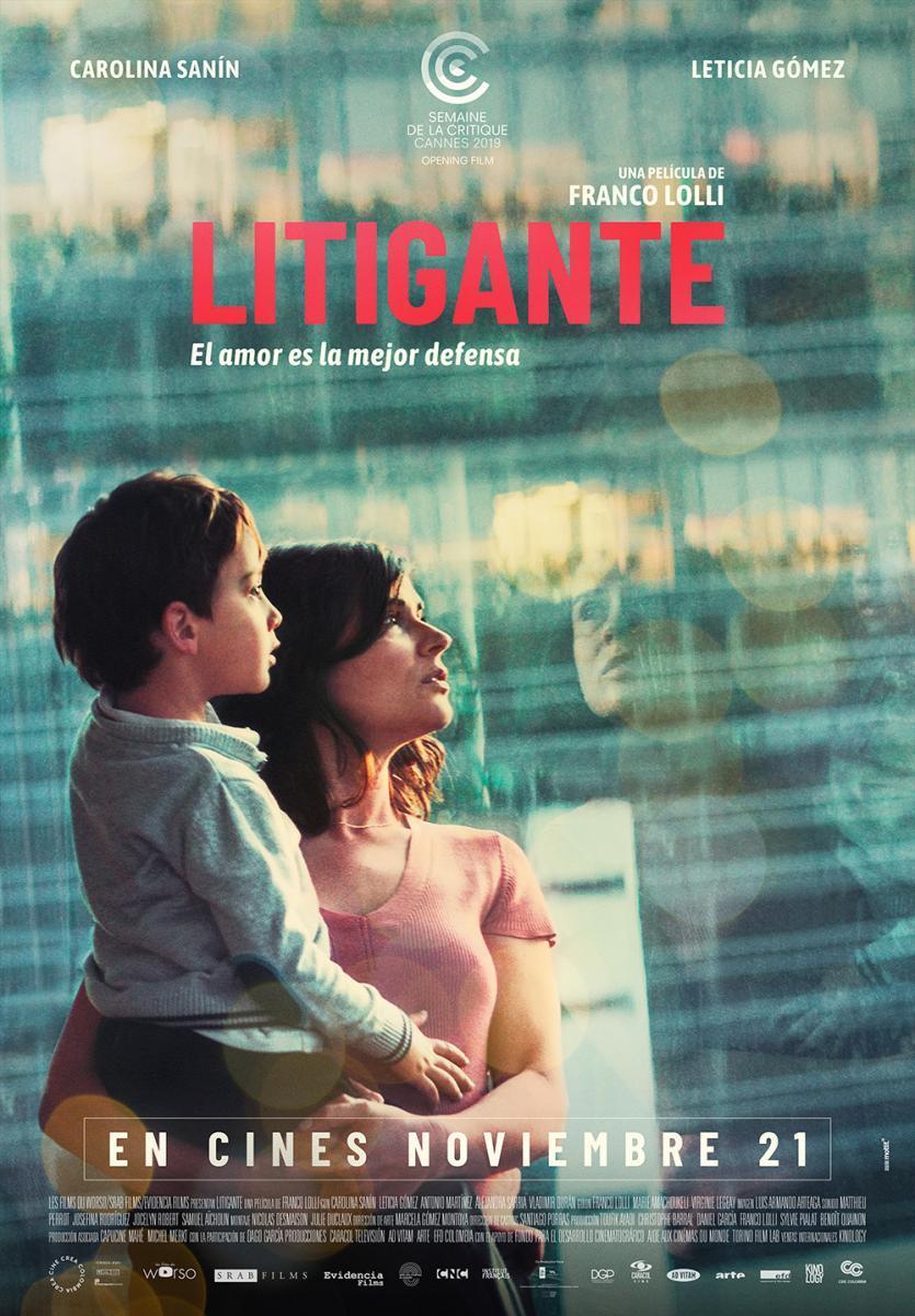 [好雷] 總是有個人在愛你 Litigante