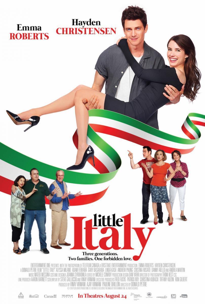 Resultado de imagen para Little Italy (2018)