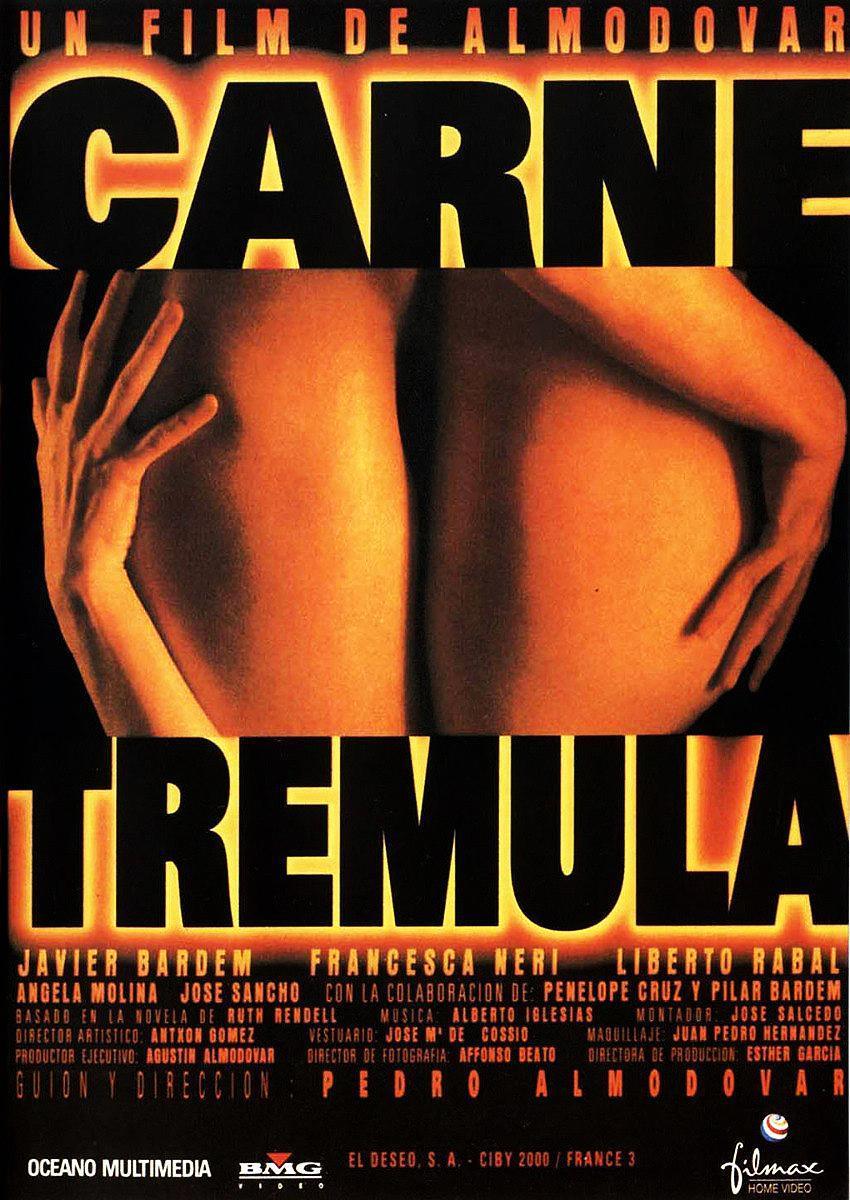 Angela Molina Sexy live flesh (1997) - filmaffinity