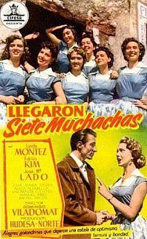 Llegaron Siete Muchachas 1957 Filmaffinity