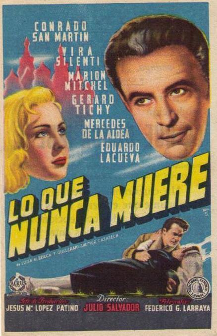 Image Gallery For Lo Que Nunca Muere Filmaffinity