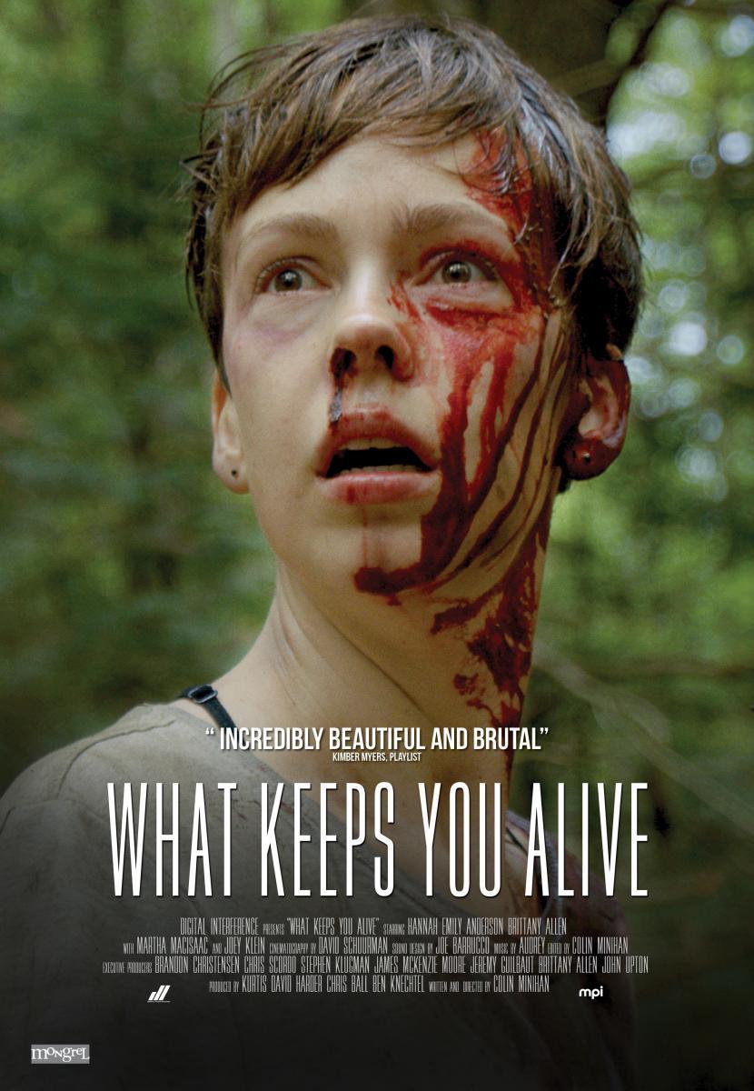 Lo que te mantiene viva (2018) - Filmaffinity