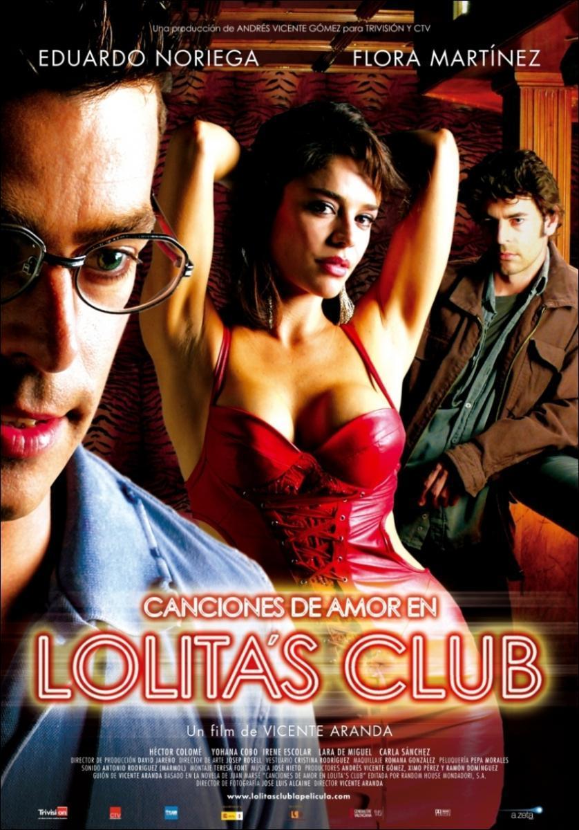 Belen Fabra lolita's club (2007) - filmaffinity