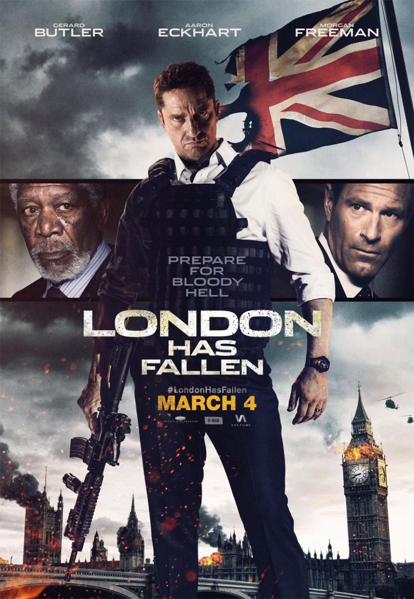 London Has Fallen (2016) - Filmaffinity