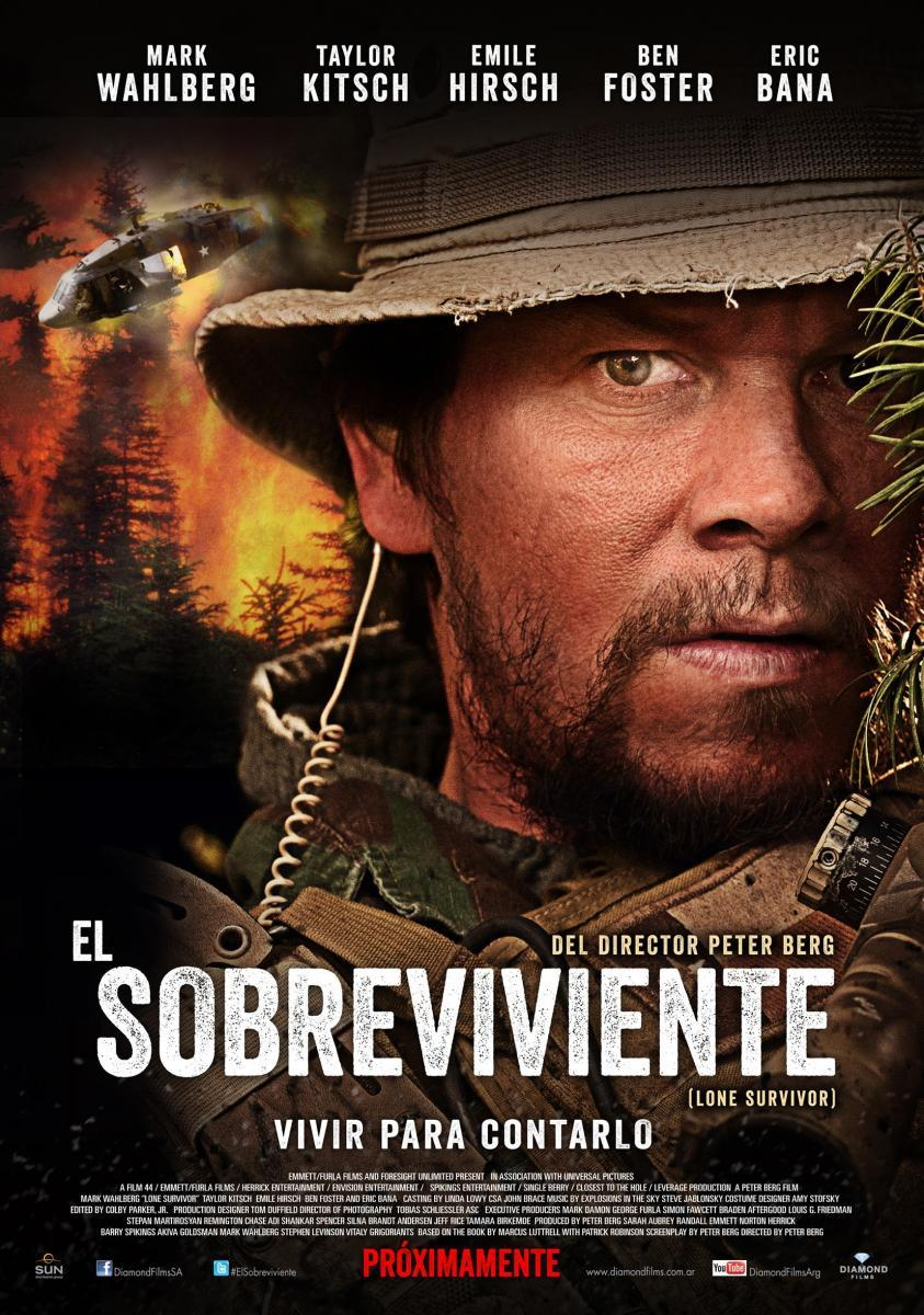 Lone Survivor (2013) - Filmaffinity