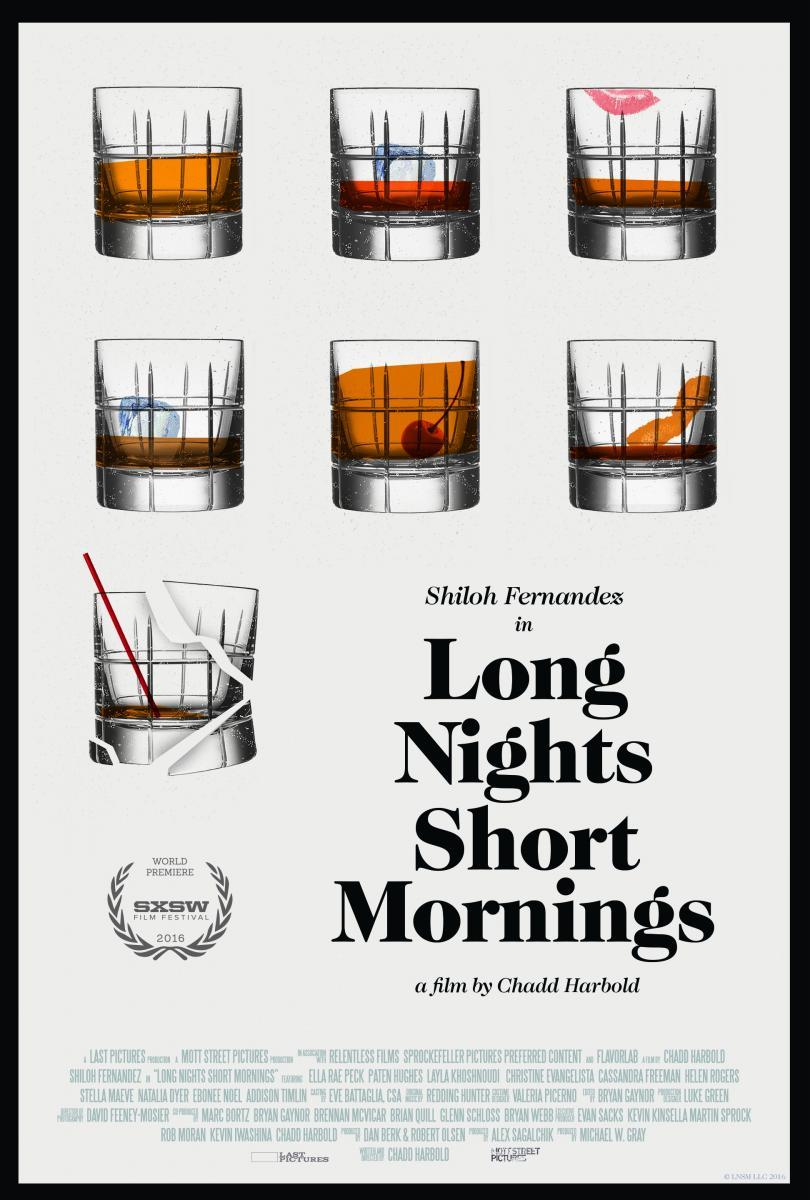 Resultado de imagen para Long Nights Short Mornings (2016)