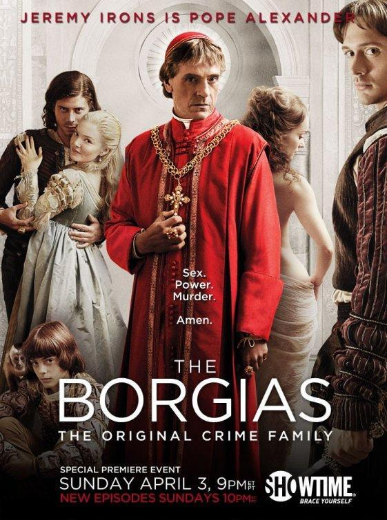 Borgias Serie