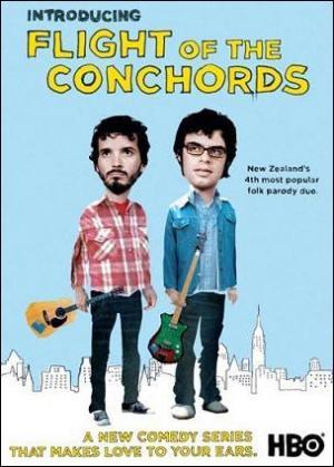 Los Conchords (Flight of the Conchords) (Serie de TV)