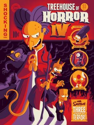 Los Simpson: La casa-árbol del terror IV (TV)