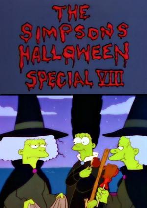 Los Simpson: La casita del horror VIII (TV)
