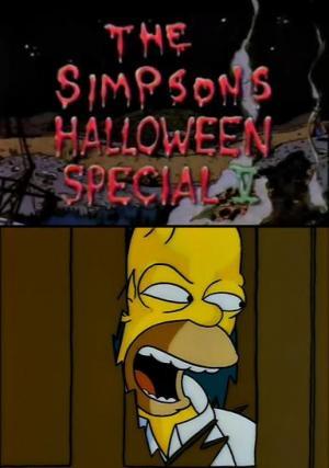 Los Simpson: La casita del horror V (TV)