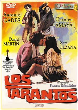 Los Tarantos movie