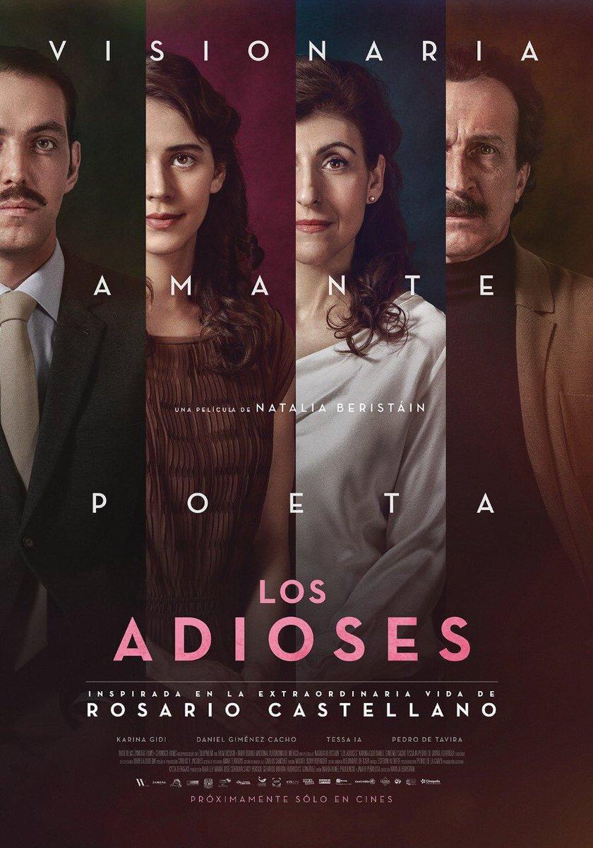 Los adioses (2017) - Filmaffinity