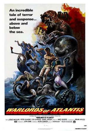 Los conquistadores de Atlantis