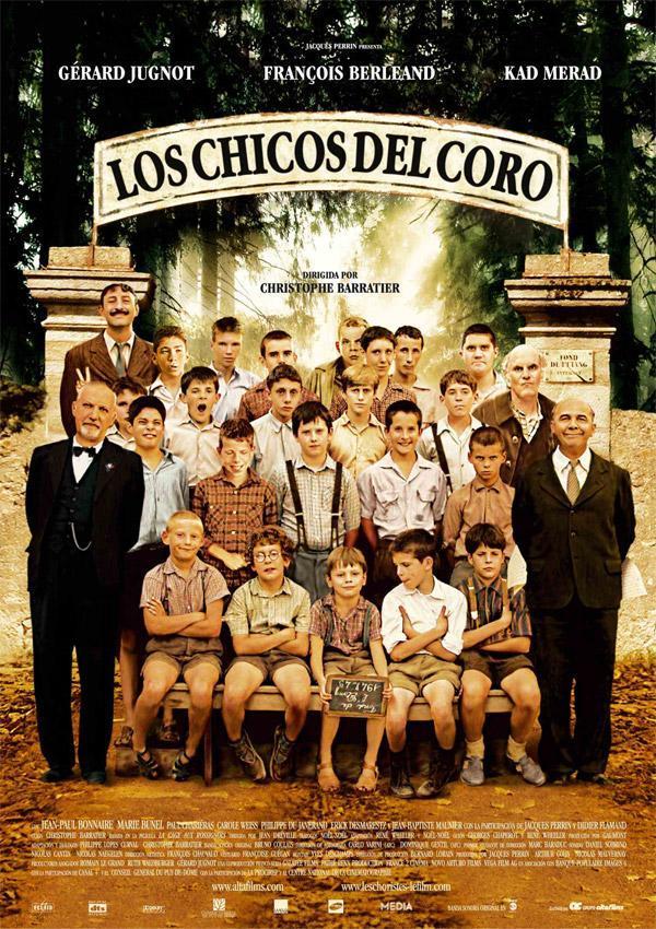 Los coristas (2004) - Filmaffinity