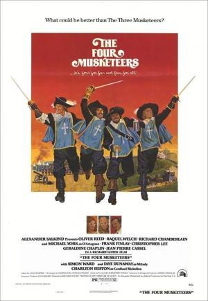 Los cuatro mosqueteros