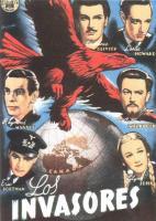 Los invasores  - Posters