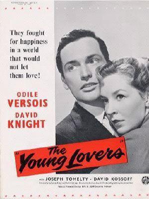 Los jóvenes amantes
