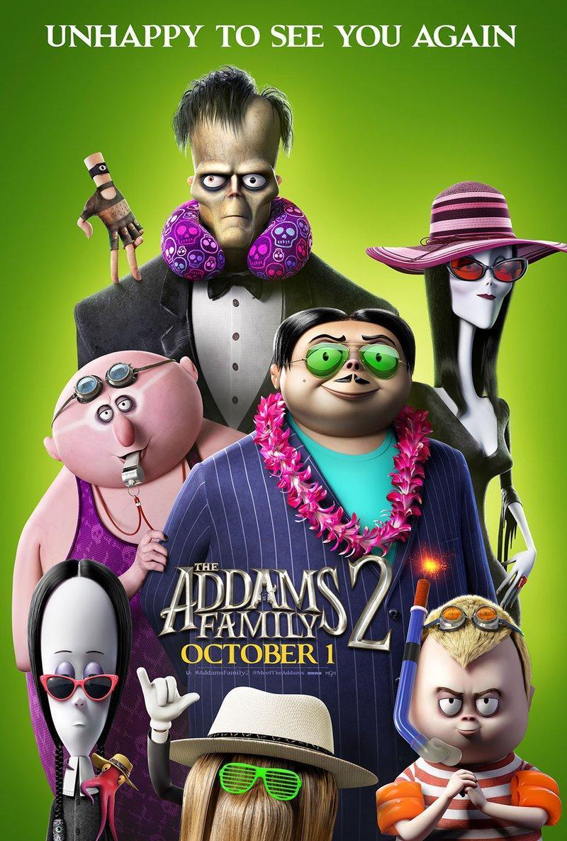 Los locos Addams 2 (2021) - Filmaffinity