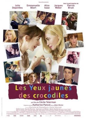 Los Ojos Amarillos De Los Cocodrilos 2014 Filmaffinity