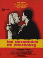 Los paraguas de Cherburgo  - Posters