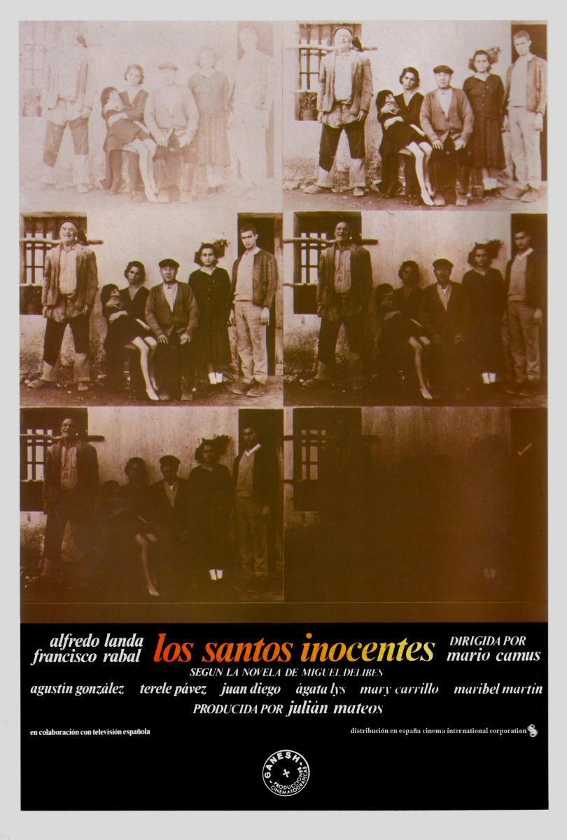 Críticas de Los santos inocentes (1984) - Filmaffinity