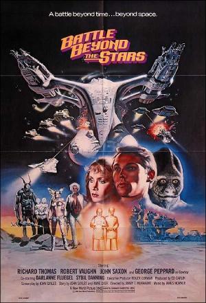 Los siete magníficos del espacio (1980) - Filmaffinity
