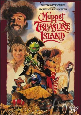 Los teleñecos en la Isla del Tesoro  - Dvd