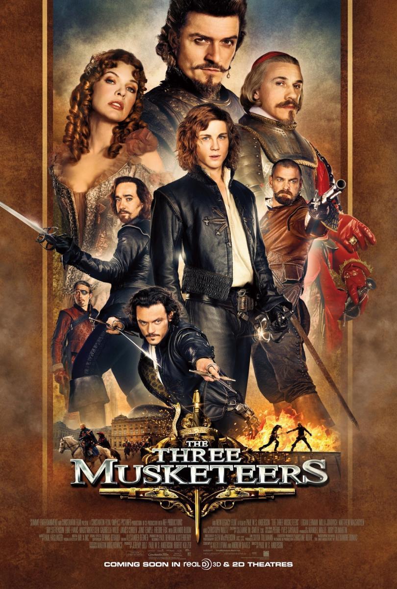 Los Tres Mosqueteros 2011 Filmaffinity