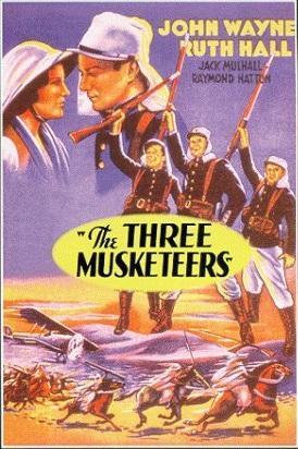 Los tres mosqueteros del desierto