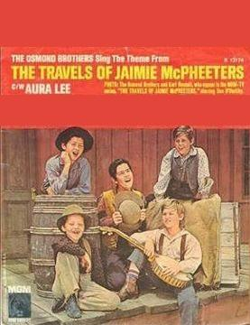 Los viajes de Jaimie McPheeters (Serie de TV)