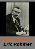 Louis Lumière (TV) - Poster / Imagen Principal