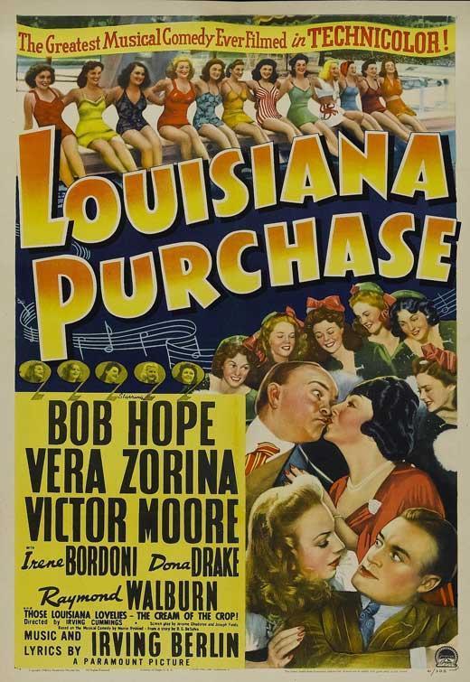 Louisiana Purchase (1941) - Filmaffinity