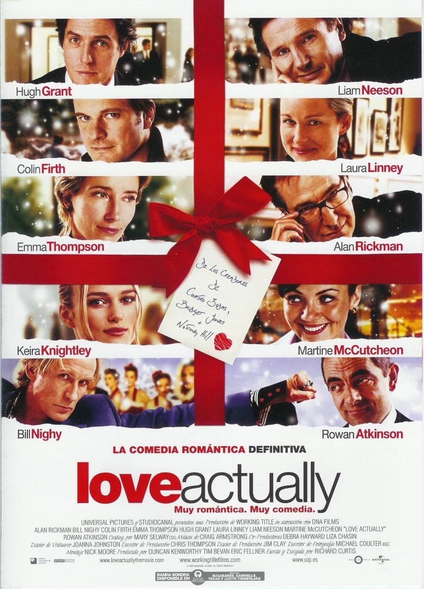 Love Actually (2003) - Filmaffinity