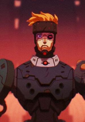 Love, Death & Robots: Punto ciego (C)