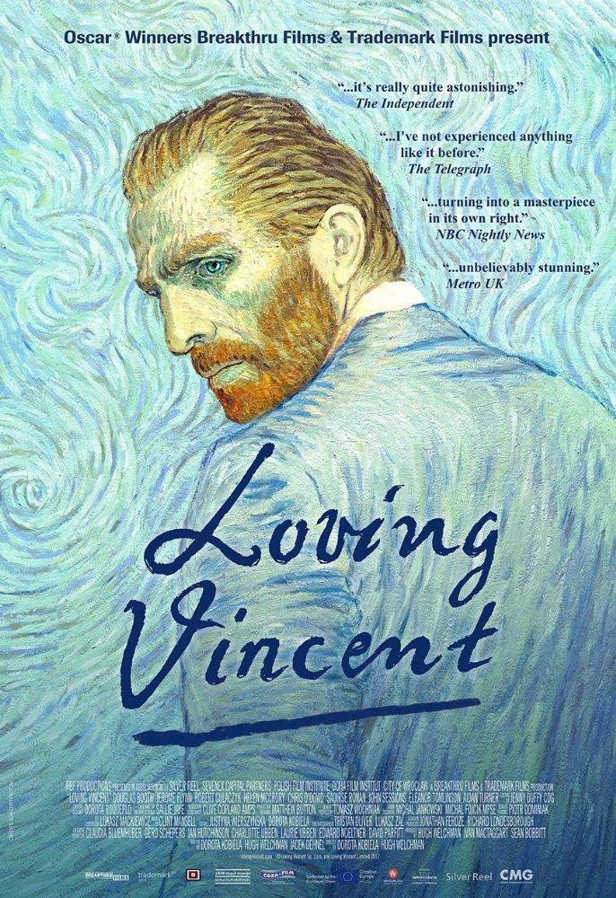 Loving Vincent (2017) - Filmaffinity